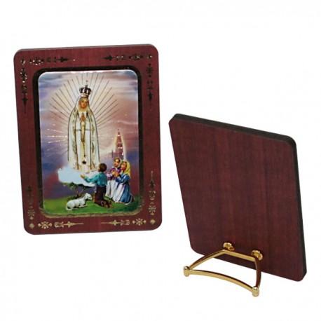 Cadre Vierge Marie de Fatima