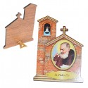 Cadre Padre Pio - Eglise