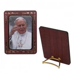 Cadre Pape Jean Paul II