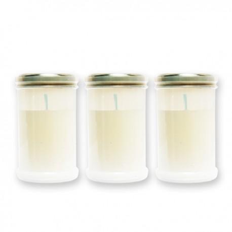 Bougies Veilleuses sans image - 36 heures