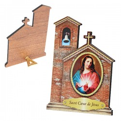 Sacred Heart of Jesus Frame - Church