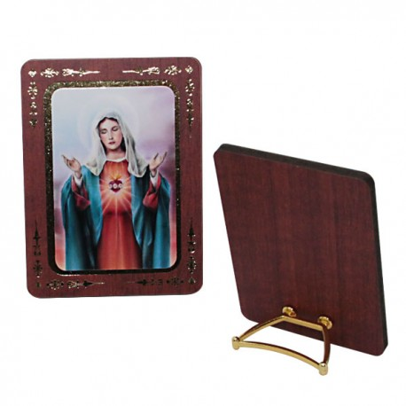 Cornice della Vergine Miracolosa