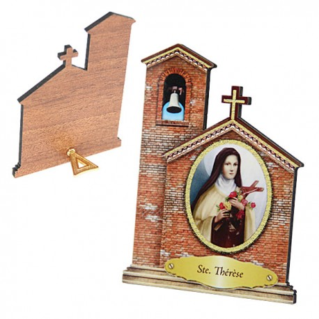 Cornice Madonna di Medjugorje - Chiesa
