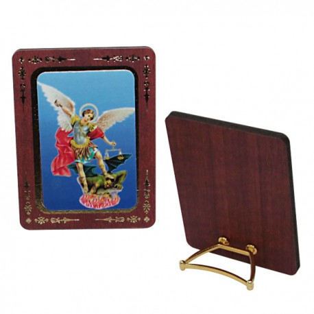 Frame of St. Michael archangel