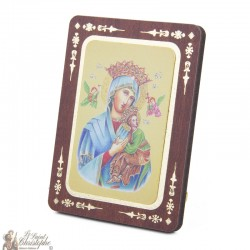 Frame Our Lady of Perpetual Help