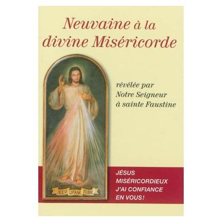 Novena to Divine Mercy