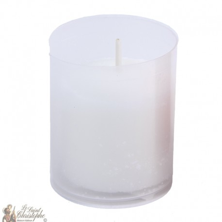 Candles Night Lights - White