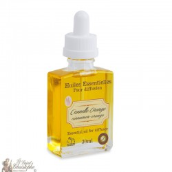 Essential oil Cinnamon - Orange for diffusion