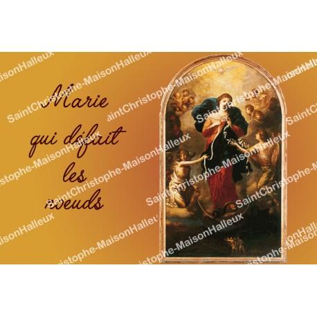 Sacred Heart of Jesus Sticker - rectangular