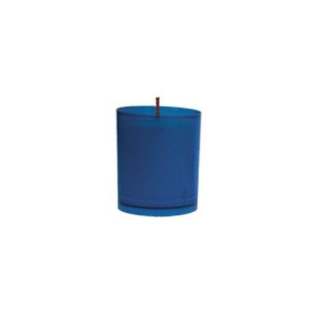 Bougies Veilleuses - bleues