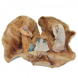 Holy Family in Venezuela clay sheet