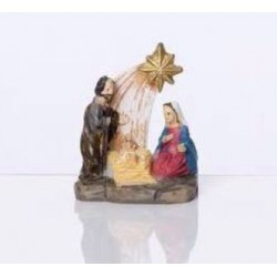 Mini Christmas crib - 3 cm