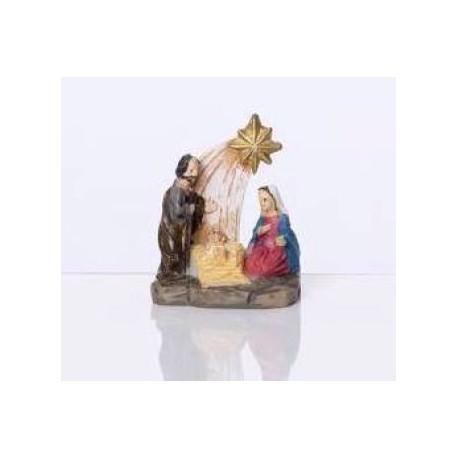 Mini Christmas crib - 3 cm