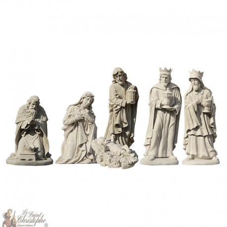 Christmas Crib - Characters 6 pieces