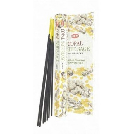 Sage and Copal Incense Sticks - HEM