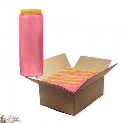 Candles Novena - Pink