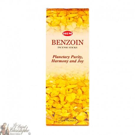 Benzoin Incense Sticks - HEM