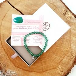 Natural stone bracelet Aventurine