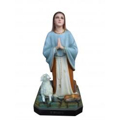 Sainte Bernadette statue 50 cm