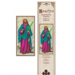 Saint Lucia incense pouch - 15 pces