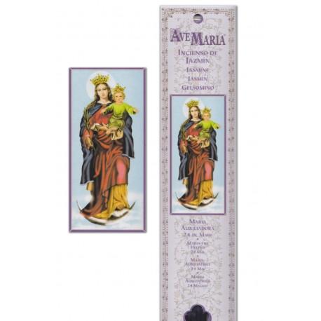 """Pochette encens """"Sainte Lucie"""" - 15 pces - 60gr"""