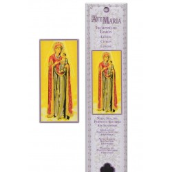 Our Lady of Perpetual Help incense pouch - 15 pces