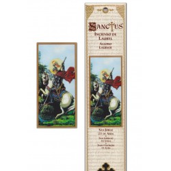 St Georges incense pouch - 15 pces