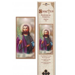 Saint Jude incense pouch - 15 pces