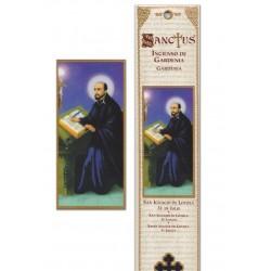 Pochette encens - Saint Ignace de Loyola - 15 pces - 60gr