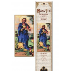 Saint Pierre incense pouch - 15 pces - 60gr