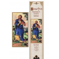 Pochette encens - Saint Pierre - 15 pces - 60gr