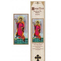 Pochette encens - Saint Raphael - 15 pces - 60gr