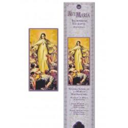 Pochette encens - La Vierge de la Merci - 15 pces - 60gr
