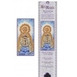 Pochette encens - Vierge de Regla - 15 pces - 60gr