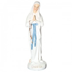 Vierge de Banneux statue 10 cm