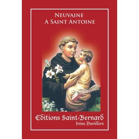 Neuvaine à Saint Antoine