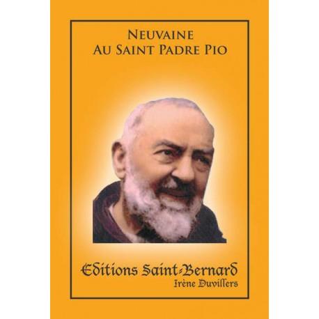 Neuvaine au Saint Padre Pio
