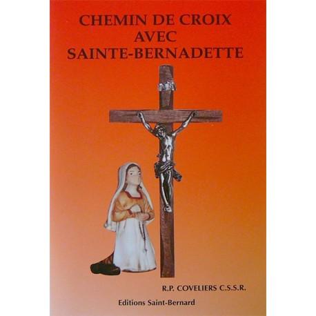 Chemin de Croix avec Sainte-Bernadette