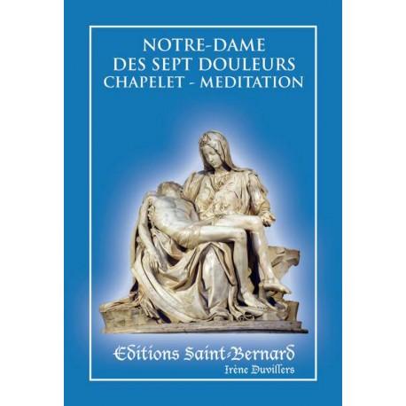Notre-Dame des sept douleurs chapelet-méditation