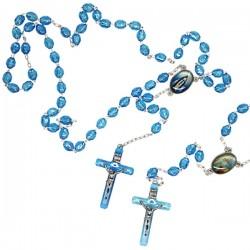 Chapelet de la Vierge Miraculeuse et l'apparition de Lourdes