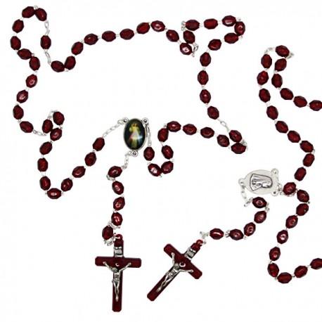 Chapelet Christ Miséricordieux