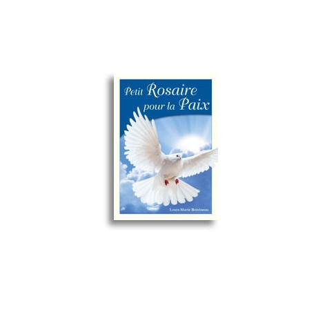 Petit Rosaire pour la Paix  lot de 10 pièces