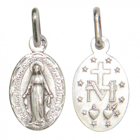 Médaille de la Vierge Miraculeuse 13 mm