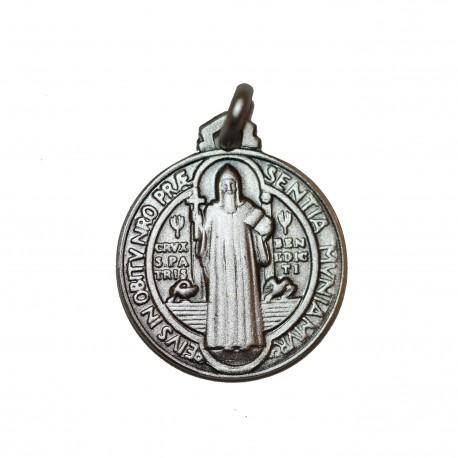 Médaille de Saint Benoit 18 mm