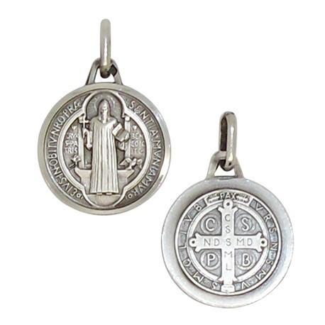 Médaille de Saint Benoit 15 mm