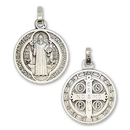 Médaille de Saint Benoit 40 mm