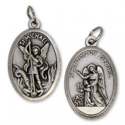 Medal of Saint Michael and the Guardian Angel