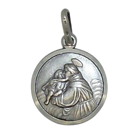 Médaille de Saint Antoine 18 mm