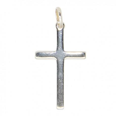 Croix Stylisée - Argent 925