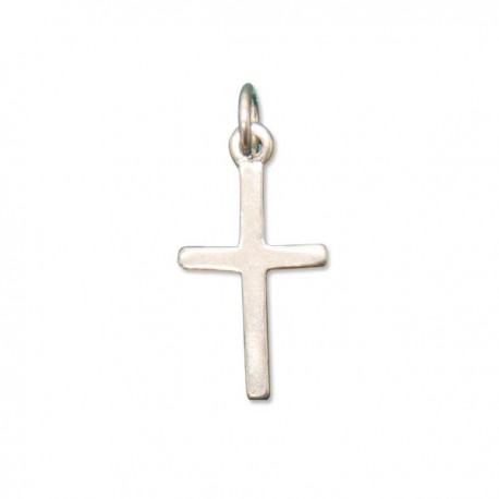 Croix Fine Pendentif - Argent 925